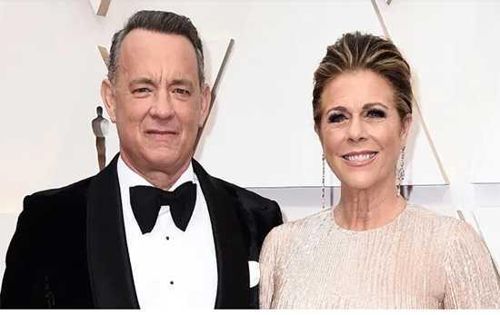 Tom Hanks y su esposa Rita Wilson tienen coronavirus