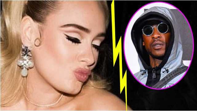 Adele y el rapero Skepta terminaron?