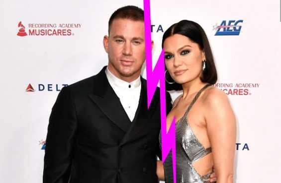 Channing Tatum y Jessie J terminan again!