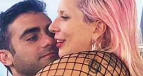 Lady Gaga llama a su novio Michael Polansky el amor de su vida