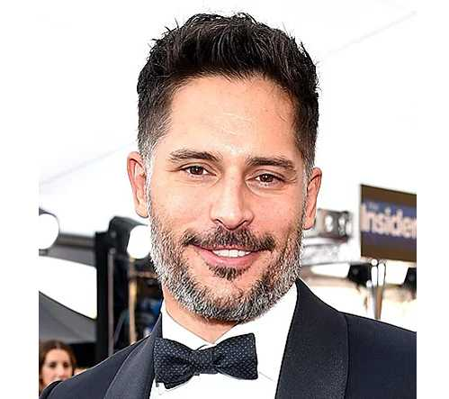 Joe Manganiello sin barba