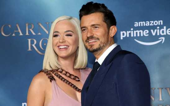 Katy Perry y Orlando Bloom esperan una niña!