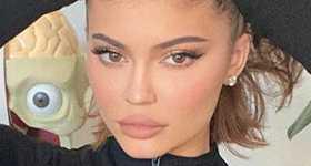 Kylie Jenner otra vez la multimillonaria más joven según Forbes