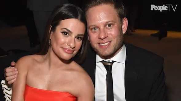 Lea Michele embarazada! Espera primer hijo con su esposo Zandy Reich