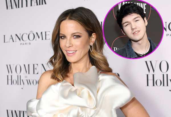 Kate Beckinsale piensa que Goody Grace es el novio perfecto de cuarentena