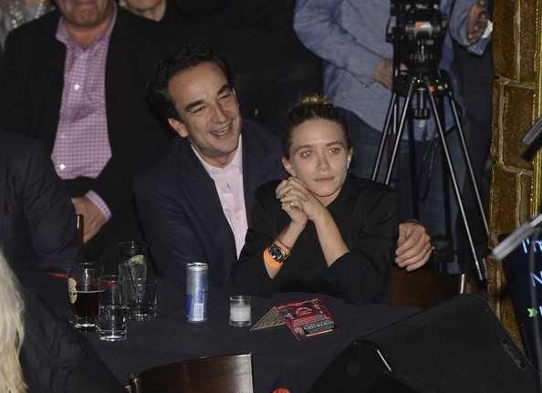 Mary Kate Olsen se divorció porque Olivier llevó a su ex a vivir a su casa