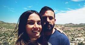 Ana De Armas celebra su cumple 32 con Ben Affleck