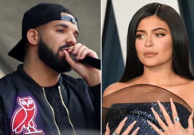 Drake llama a Kylie Jenner su amante, se disculpa