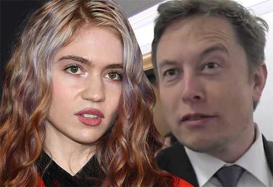Elon Musk y Grimes cambian nombre de su baby… casi