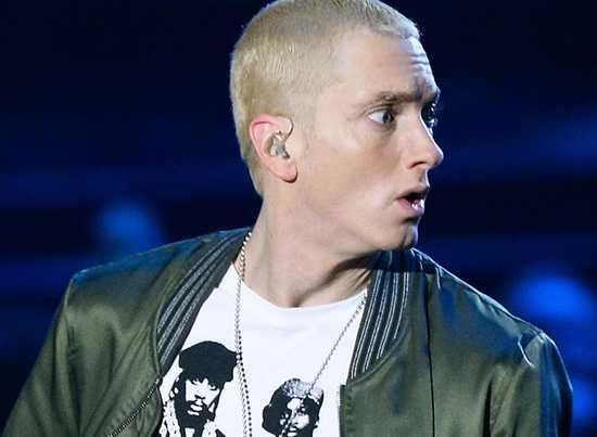 Eminem enfrentó intruso en su casa
