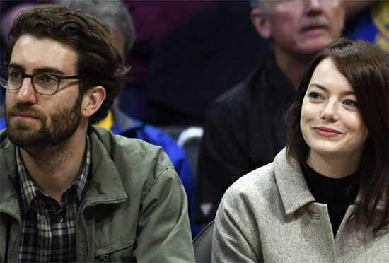 Emma Stone y Dave McCary se casaron en secreto?
