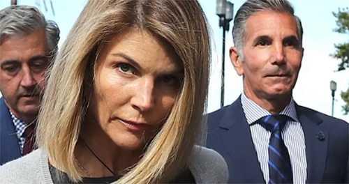 Lori Loughlin Mossimo Giannulli se declaran culpables