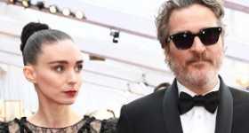 Rooney Mara embarazada, espera primer hijo con Joaquin Phoenix