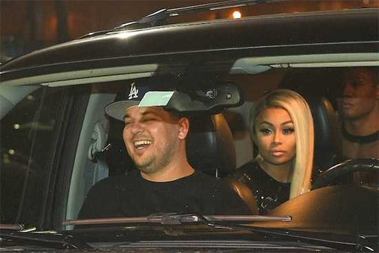 Blac Chyna acusa a las Kardashians de racistas! WTF?