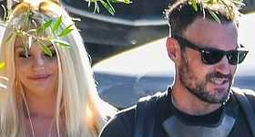 Brian Austin Green sale con Courtney Stodden