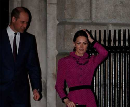 Kate Middleton y el Príncipe William amenazan con demandar a Tatler magazine