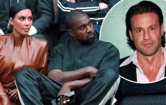 Kim K y Kanye West amenazan con demandar a ex guardaespaldas