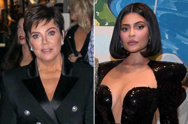 Kris y Kylie Jenner temen que reporte de Forbes dañe su marca?
