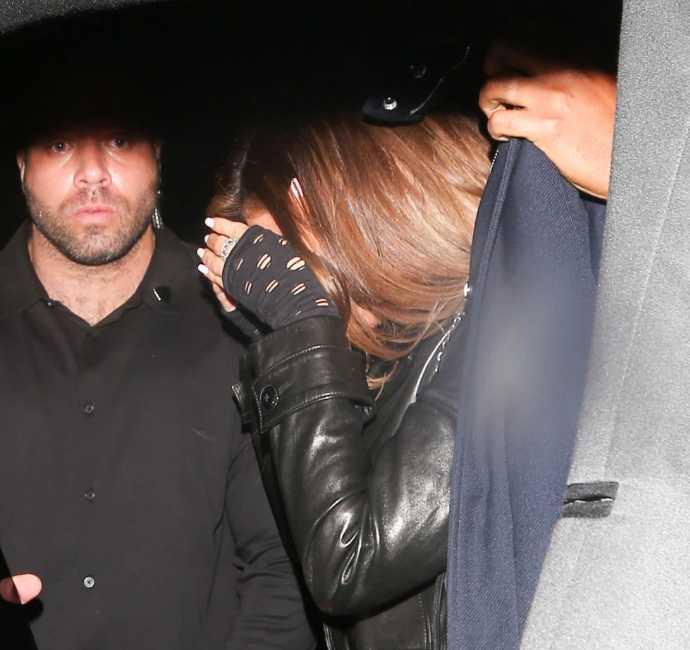 Kylie Jenner y Travis Scott salen a una cita!