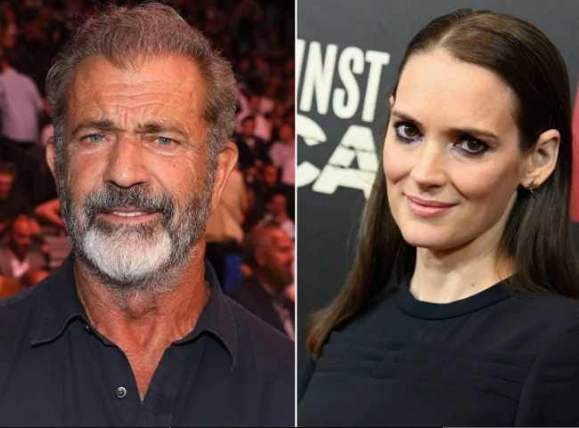 Winona Ryder cuenta como Keanu Reeves es el mejor y Mel Gibson el peor