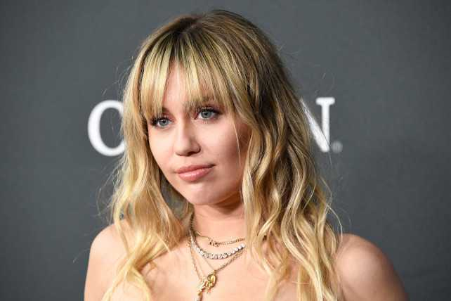 Miley Cyrus lleva 6 meses sobria