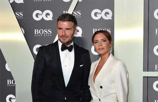 Victoria y David Beckham quieren un túnel secreto en su casa