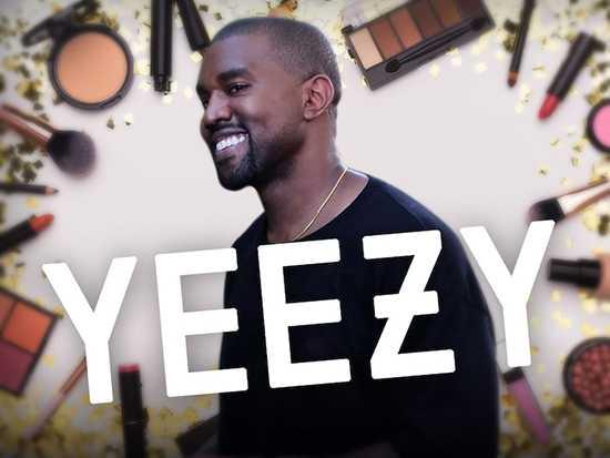 Kanye West lanzará línea de cosméticos Yeezy