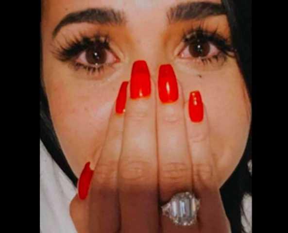 El anillo de compromiso de Demi Lovato cuesta millones!