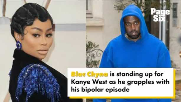 Blac Chyna defiende a Kanye y lo que dice de Kris Jenner