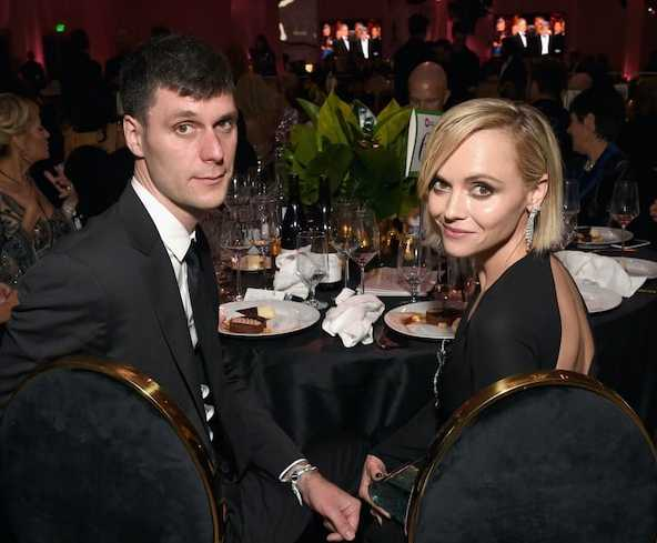 Christina Ricci se divorcia de James Heerdegen