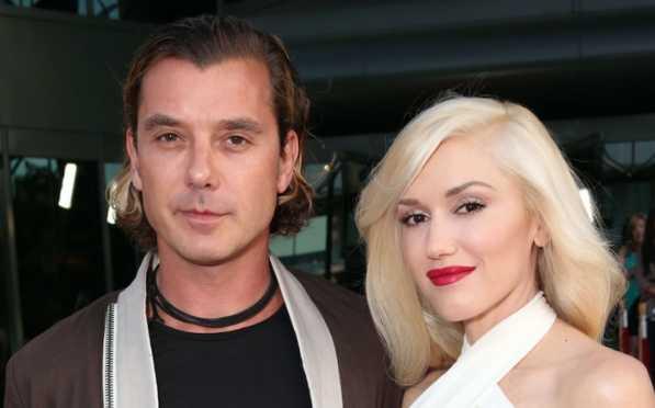 Gavin Rossdale avergonzado del divorcio de Gwen Stefani
