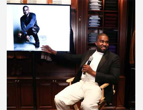 Kanye West se registró para las presidenciales