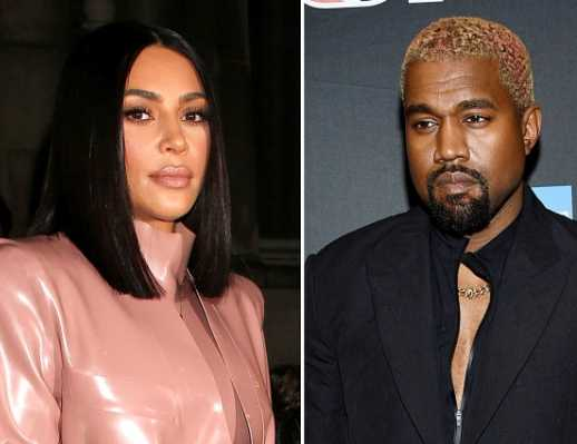 Kim Kardashian reunida con abogados de divorcio