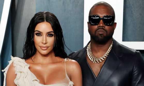 Kim Kardashian atrapada en el matrimonio con Kanye!!!