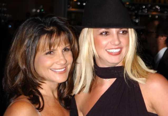 Mamá de Britney Spears quiere ser parte de sus finanzas