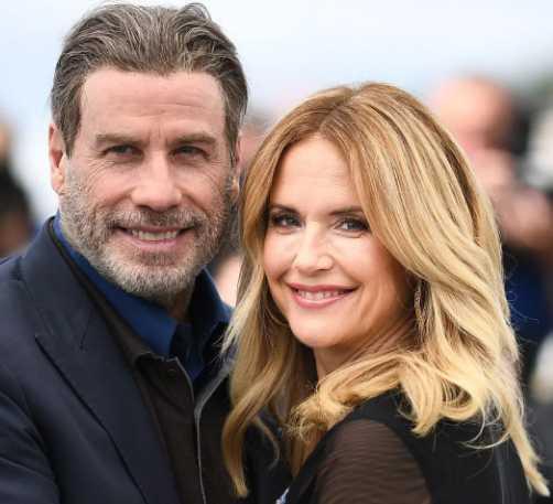 Murió Kelly Preston esposa de John Travolta