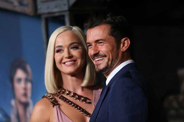Katy Perry y Orlando Bloom tuvieron su primera hija!