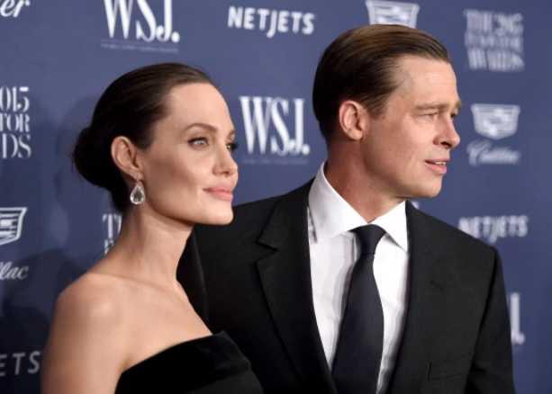 Juez que Angelina quiere despedir fue el que los casó