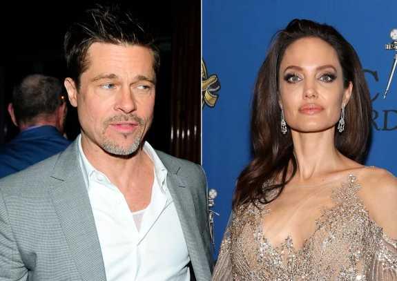 Angelina Jolie quiere despedir al juez de su divorcio