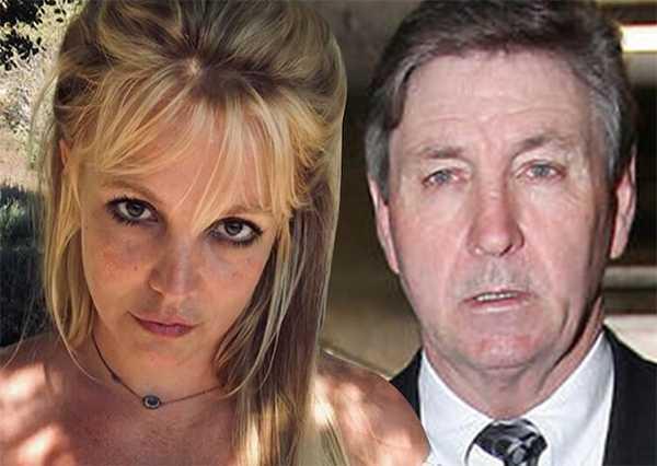 Britney Spears quiere a su padre fuera de la conservatorship?