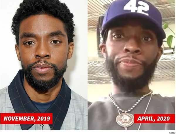 Chadwick Boseman murió de cáncer de colon