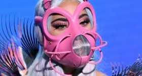 Lady Gaga y sus máscaras MTV Video Music Awards 2020