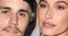 Justin Bieber y Hailey hicieron una fiesta en cuarentena