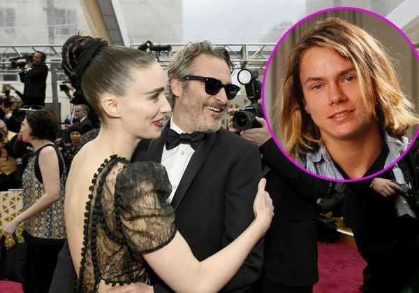 Joaquin Phoenix y Rooney Mara padres de un niño River