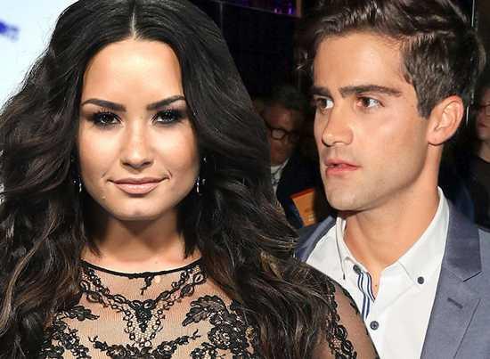 Demi Lovato filtró canción de rompimiento con Max