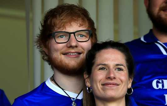 Ed Sheeran padre de una niña llamada Lyra!