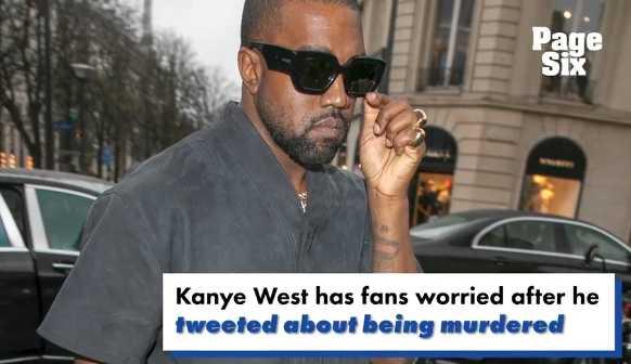 Kanye West habló de ser asesinado - WTF?