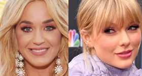Taylor Swif regaló una mantita bordada a la hija de Katy Perry