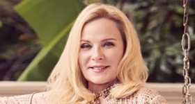 Kim Cattrall harta de hablar de Sarah Jessica Parker
