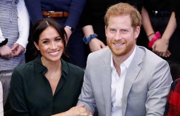 Meghan y Harry tendrán su reality show en Netflix